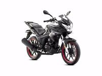 Lexmoto ZSX-F 125cc Naked Motorbike for sale in new condition