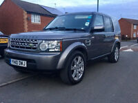 LAND ROVER DISCOVERY 4 DIESEL SW 3.0 TDV6