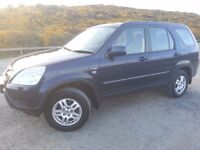 HONDA CR-V 4X4 SE Sport, Low Mileage, Full Service History, Long MOT & Very Good Condition