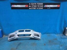 BMW 12 SERIES F20 F21 F22 F23 MSP FRONT BUMPER SKIN SILVER 2011-2015 PRE/FACE LIFT