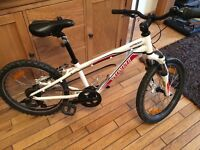 Specailised hot rock ju ours mountain bike