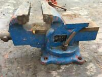 CMC Heavy Duty Metal Fitters Mechanics Bench Vice