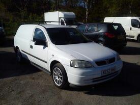 ★ 03 Vauxhall astra van 1.7 Diesel Great runner ★ No vat to pay ★ PX WELCOME ★