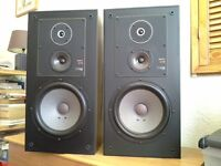 SONY SS-E70 VINTAGE SPEAKERS, BIG WOOFERS