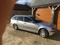 Bmw 320d up for swap for vw are audi
