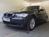 2007   BMW 320D SE   Manual   NEW CLUTCH/FLYWHEEL JUST FITTED   FULL BMW SERVICE HISTORY   Yr MOT  