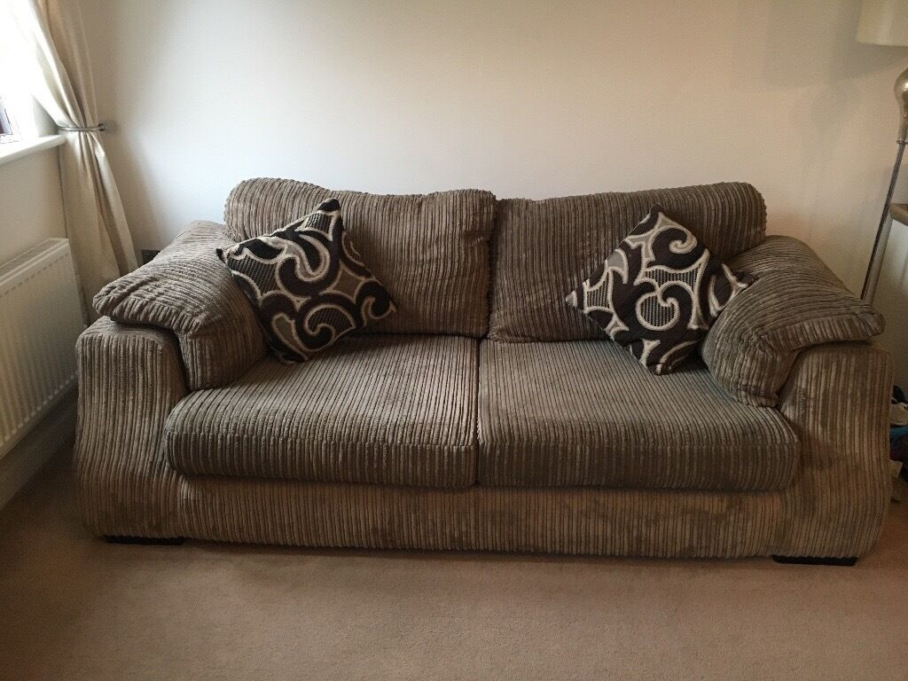 Scs Bedroom Furniture 2 Seater 3 Seater Sofa Scs In Eastleigh Hampshire Gumtree