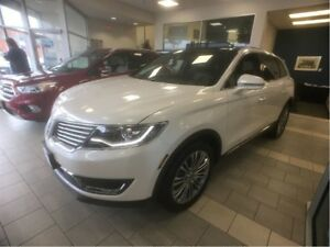 2017 Lincoln MKX 22-WAY P/SEAT, 0.9% FINANCE & WARR UP TO 160K!