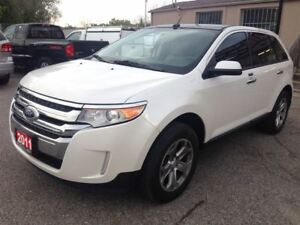 2011 Ford Edge SEL LTHR PANO ROOF