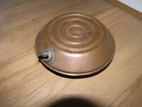 Antique Copper Schrader hot Water Bottle Weymouth