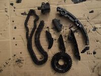 LDV 2.4 - Fully working timing chain and tensioner + all guides