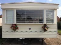 Stunning 8 berth caravan for sale at beautiful 5 star patrington haven park