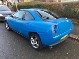 Fiat coupe 20v turbo rare bargain, drive away