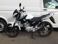 Yamaha YBR 125 *2014*1500miles*