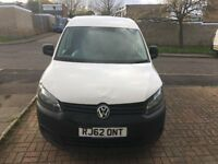 2012 (62) VW CADDY C20 1.6 TDI DIESEL DAMAGED REPAIRABLE SALVAGE