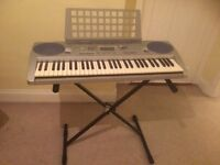 ELECTRIC KEYBOARD/PIANO - YAMAHA PSR-275 - lovely little keyboard. Also ideal for beginner