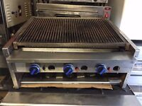 BBQ KEBAB CATERING COMMERCIAL CHARCOAL GAS GRILL FAST FOOD RESTAURANT TAKE AWAY SHOP KITCHEN BAR