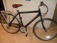Viking Hawkshead mens Hybrid bike