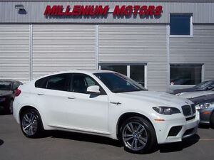 2012 BMW X6 M 555 HP / NAVI / 360 CAMS / H.U.D / DVD PKG /LOADED