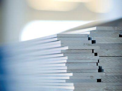 Aluminium Flat Bar Plate Strip Many sizes and lengths Aluminum Alloy Metal 1  Aluminium Flat Bar