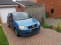56 plate VW Polo 1.2 - extremely low mileage for age - very good condition - 6 months MOT