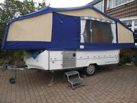 FOLDING CAMPER WANTED TODAY- CASH WAITING- ANY AREA