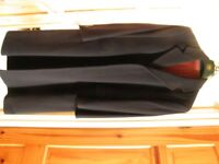 mens full length overcoat