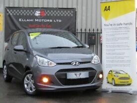 Hyundai i10 1.0 SE 5dr, 1 Lady owner from new + Fsh