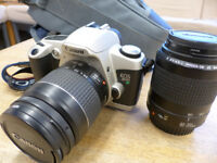 Canon EOS500 SLR Camera