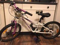 Specalized girls mountain bike