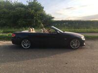 BMW 335i SE 2007 BLUE