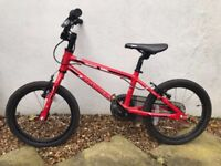 Kids bike - Dawes Academy 16 Red - near new condition