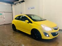 2012 Vauxhall corsa 1.2 limited edition in immaculate condition full service history 1 years mot