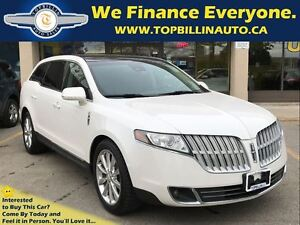 2010 Lincoln MKT EcoBoost Navigation, Pano roof, Fully Loaded
