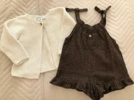 Baby girls clothes & shoes