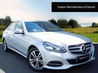 Mercedes-Benz E Class E220 CDI SE (silver) 2013-05-31