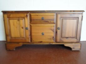 Ducal Pine Hampshire Bed End Chest