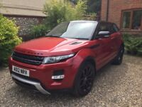 Range Rover Evoque Dynamic *Stunning Coupe*