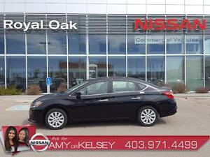 2016 Nissan Sentra S **SAVE NOW**