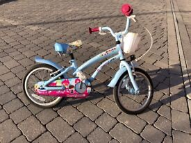 "Apollo Cherry Lane 16"" girls bike"
