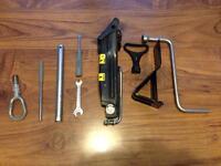 BMW Z3 Spare Tool Kit