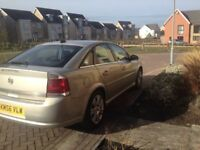 Vauxhall vectra beige Ruduced **