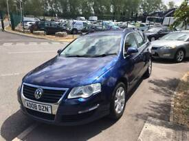 Volkswagen Passat 1.9 tdi Manual diesel estate 2008