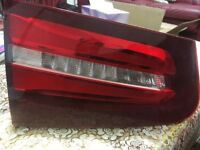 MERCEDES GLC X253 2016 REAR TAILGATE BOOT LID INNER LIGHT LAMP LED LEFT PASSENGER SIDE A2539063100