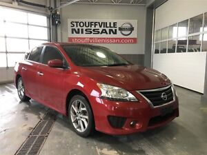Nissan Sentra 1.8 sr loaed navi, nissan cpo rates from 1.9% 2014