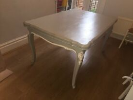 French Style Dining Room Table