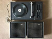 Philips 614 Record Player