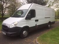 2012 IVECO DAILY 2.3 EXTRA LONG WHEEL BASE HIGH TOP MASSIVE SPACE VERY VERY CLEAN VAN