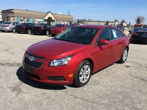 2014 Chevrolet Cruze LT/ CARPROOF CLEAN/BLUETOOTH/REMOTE START/S