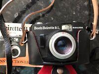 Vintage Boots Beirette B.L. 35mm Camera